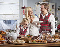 Virtu - Christmas campaign
