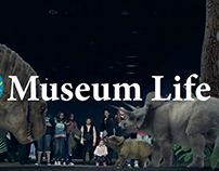 Smithsonian Museum Life