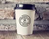 Company logo - Tribecca Coffee