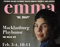 Emma Promotional Poster