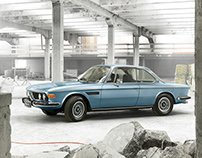 BMW Classic Campaign