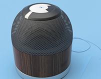 Bullet Box portable speaker