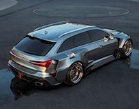 Audi RS6 Widebody