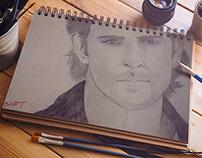 Sketching Art Work