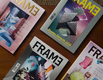 Frame Magazine with Thomas Brown