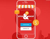 Web Page Design | App Portfolio | Shopping Mobile App