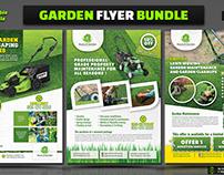 Garden Flyer Template Bundle