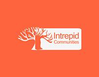 Logo Design: Intrepid Communities