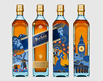 JOHNNIE WALKER BLUE LABEL ® (Limited edition)