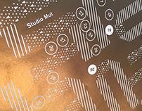 Studio Mut Calendar 2017
