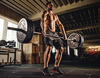 Erik Toth the CrossFitter