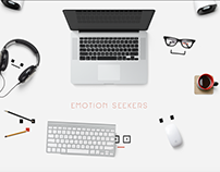 Emotion Seekers - Branding