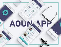 3oun Services Mobile App