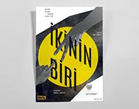 Theatre Poster Series | Sahne Tozu
