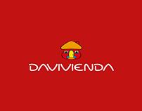 Davivienda - Piezas Gráficas Redes Sociales