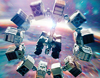 """Interstellar"" / fan art poster teaser"