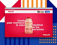 Desarrollo Web - Yakult Puebla (Work in Progress)