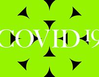 Coronavirus (COVID-19) Logo & Brand Id