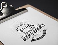 Logo Beer&Burgers