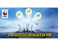 WWF ITALIA - CHRISTMAS CAMPAIGN