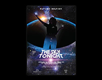 The Sky Tonight Planetarium Posters