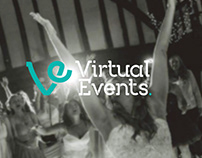 Virtual Events Brand Design