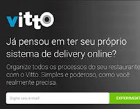 Sistema Vitto (Web Site)