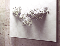 ORGANIC WALL SCULPTURES