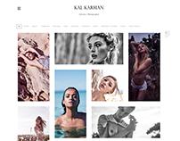 Kal Karman New Website