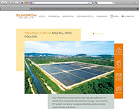 Sungrow Website DE/EN
