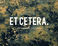 Et Cetera - Art Music Festival