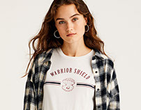 PULL&BEAR | WARRIOR SHIELD
