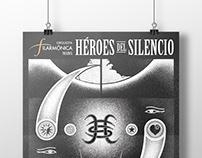 Poster Héroes del Silencio