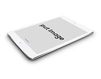 Free New i Tablet Mockup Psd Download