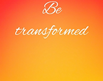 Be transformed daily meditations.