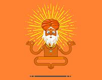 Hindu Ascetic