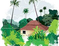 House in Konkan