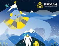 Fram Creative Monsters Journey