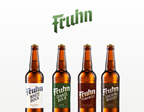 Fruhn Beer Packaging