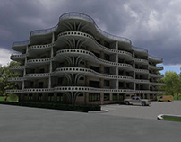 Mixed Use Building Design Dodoma, Tanzania