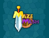 """Maze Mash"" Mobile MMO RPG"