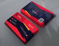 Modern Shape Business Card