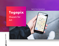 Togapix - Shazam for Art
