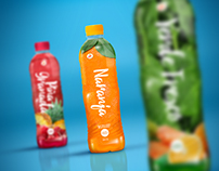 Vitta Fresh Fresh Juice / Print · Design · Packing