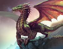 (Project) O mundo dos Dragões . Mundo Estranho