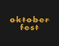 Oktoberfest Branding