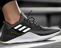 adidas HYBRID RUNNING/TRAINING