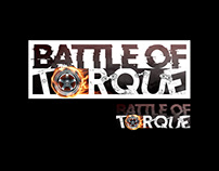 Battle of Torque - Event Logo Design
