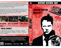 Fight Club DVD Design