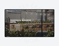 World Trade Center Ekaterinburg — website redesign